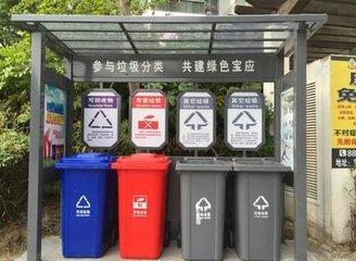 垃圾分类亭厂家