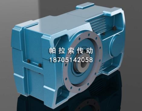塑料单螺杆挤出机减速机定制