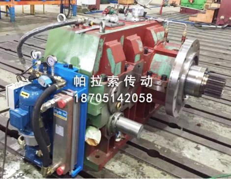 橡胶单螺杆挤出机减速机定制