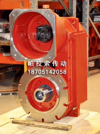 电动注塑机减速机加工