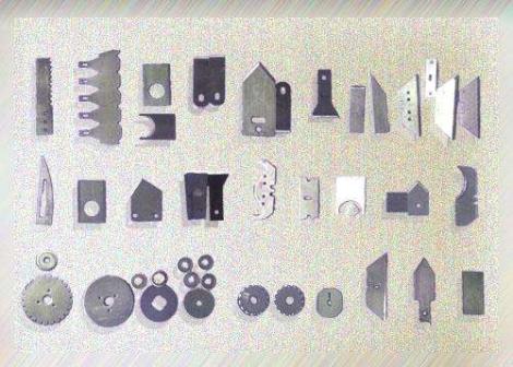 机械刀片厂家