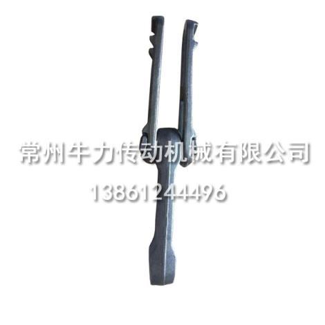 X-160模锻链条加工
