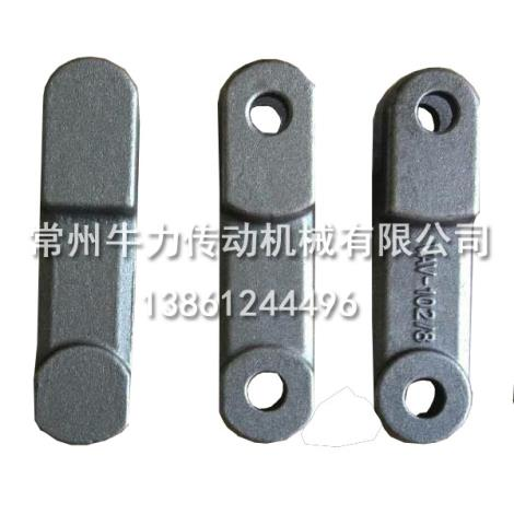 P142模锻刮板链窄链节40cr