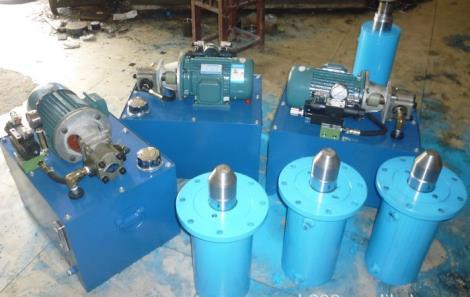 HOB高压液压缸