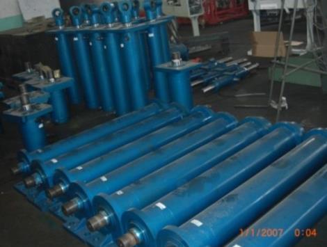 船舶机械液压缸
