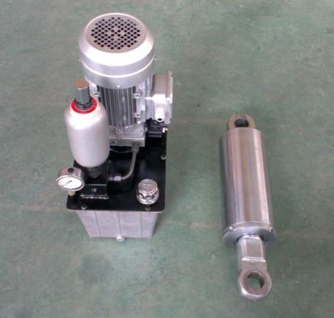 动力单元液压缸