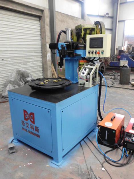 多工位直缝焊接