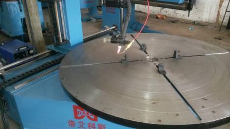 自动转盘式超声波焊接机