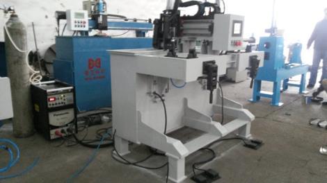 双工位小型直缝焊接机定制