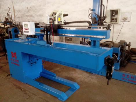 自动直缝焊接机定制