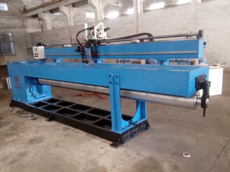 自动直缝焊接机供货商