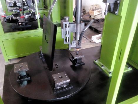 立式环缝焊