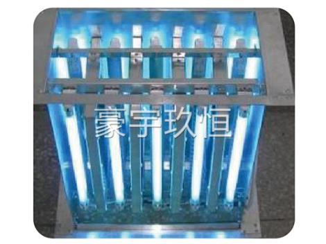 光氧催化净化器内部结构