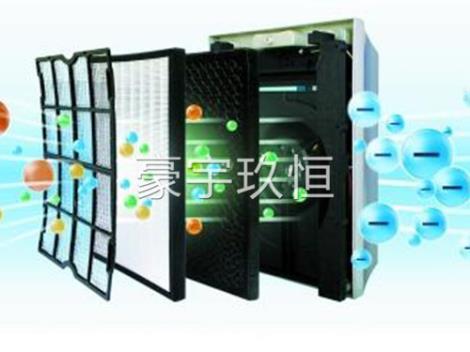 光氧催化净化器内部结构价格