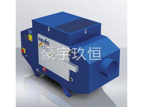 地吸式油幕净化设备定制