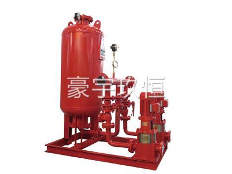 消防增压稳压给水系统
