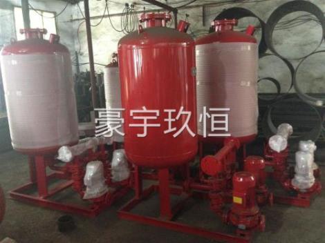 消防增压稳压给水系统加工