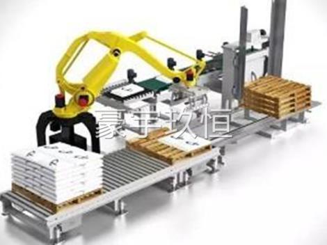 自动包装码垛加工厂家