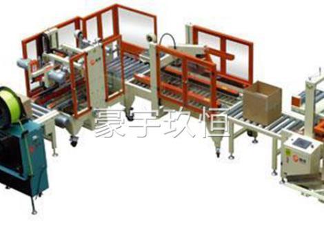 自动包装线厂家