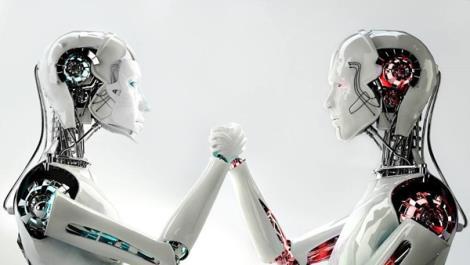 拨号机器人