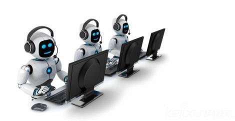 电话机器人
