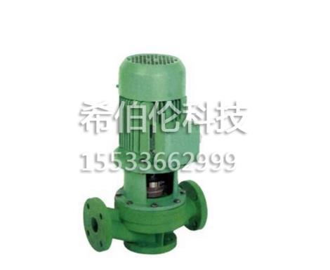 CGB型便拆式管道泵