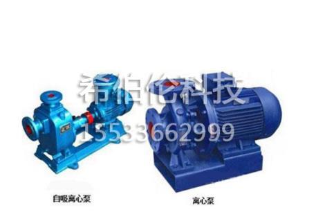 CLZ2型系列立式双级双吸自吸离心泵