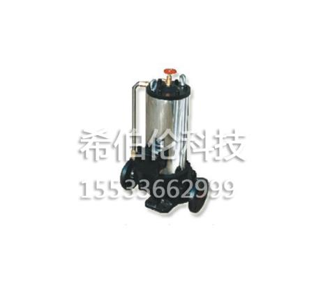 CPBSL型屏蔽立式单级双吸泵
