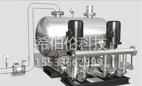 GGX型全自动稳压生活给水设备
