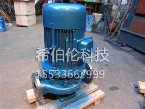 IRGB型便拆立式管道离心泵