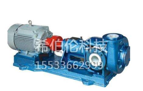 HFM系列耐腐耐磨泵