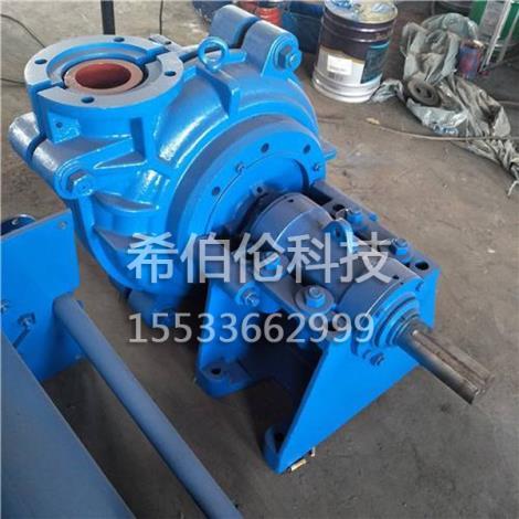 XBL-ZK-III系列高耐磨渣浆泵