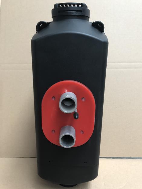单口液晶遥控电热器