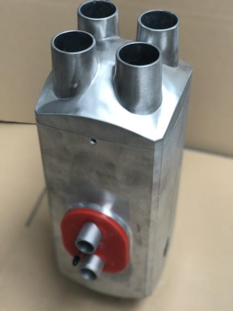 四口金属原色液晶遥控驻车燃油空气加热器