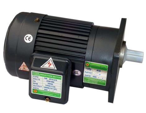 成钢(sts)立式齿轮减速电机