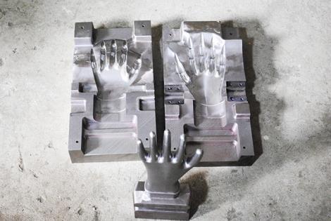 手套模具加工