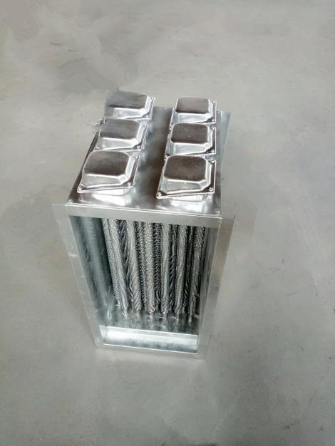 正确安装3进3出电加热器提高使用效率
