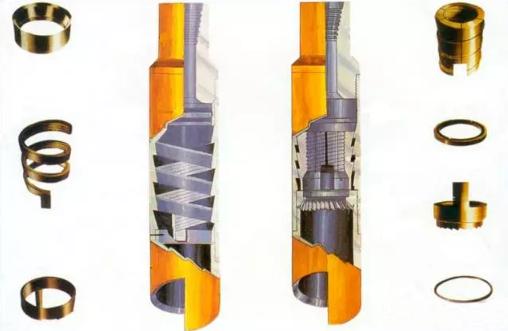 管柱打捞工具