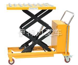 移动式电动升降滚珠平台供货商