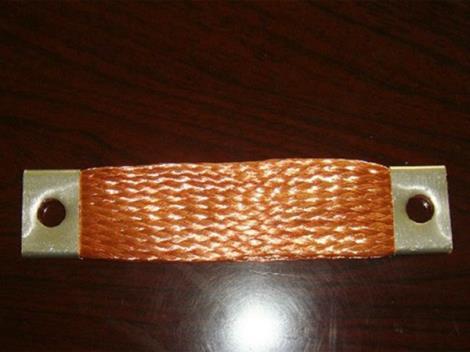 編織帶軟連接制作