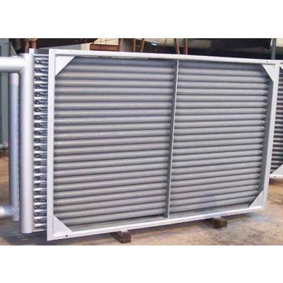 钢管铝片加热器  空气加热器