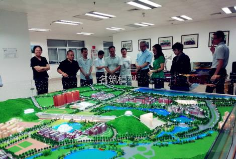 广州制作沙盘模型多少钱一平方?