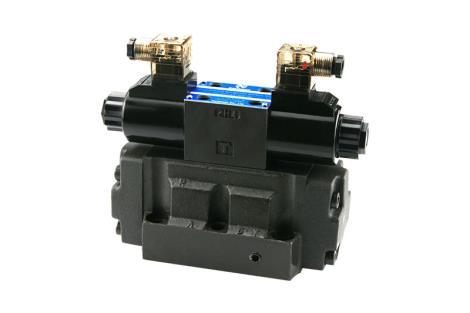 SW-G04电液换向阀