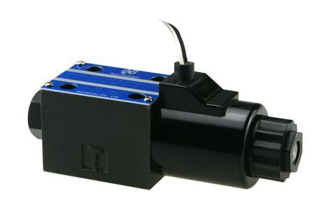 SWH-G02电磁换向阀(31型)