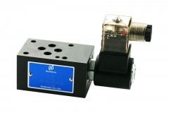 MSC叠加式电控单向阀