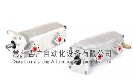 台湾新鸿11A,22A,33A双联齿轮泵