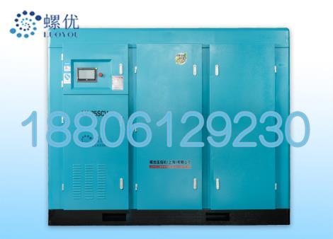 螺优两级压缩永磁变频螺杆空压机供货商