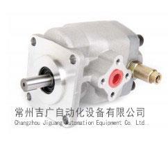 台湾新鸿PR1带调压齿轮泵