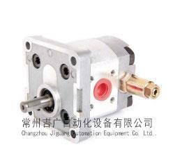 台湾新鸿PR2带调压齿轮泵