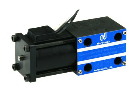 SWM-G02电磁换向阀(30型)